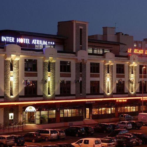 利摩日市中心車站阿特里姆凱裏亞德飯店