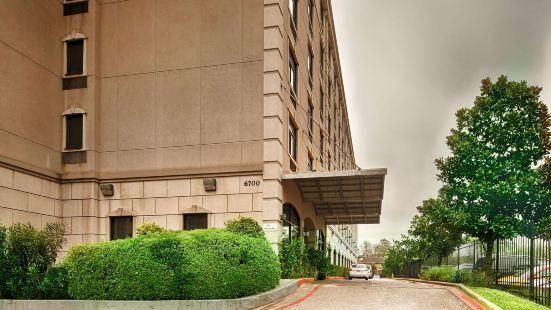 貝斯特韋斯特休斯頓醫療中心必住普拉斯酒店