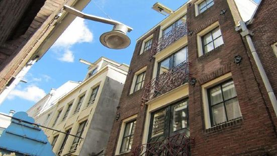 阿姆斯特丹老城住宿加早餐酒店
