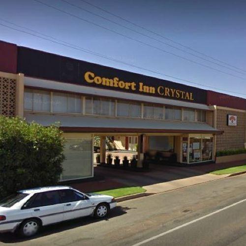 Comfort Inn Crystal Broken Hill
