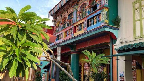 Vintage Inn Boutique Capsule @ Little India Singapore