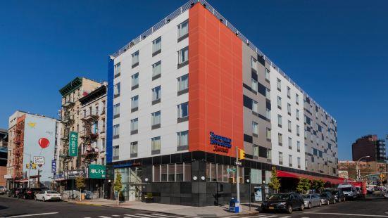 紐約曼哈頓/市中心東萬豪費爾菲爾德酒店