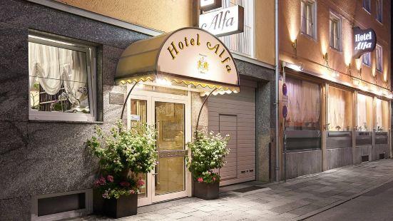 贊圖姆阿爾法酒店