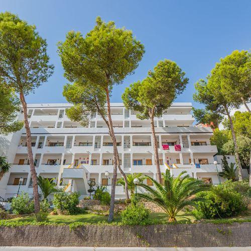 陽光海灘公寓式酒店