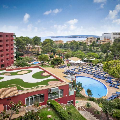塞勒斯波塔爾斯濱海薩勒酒店