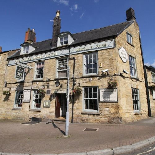 The Kings Arms Chipping Norton