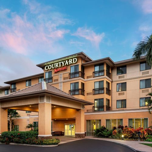 Courtyard by Marriott Maui Kahului Airport
