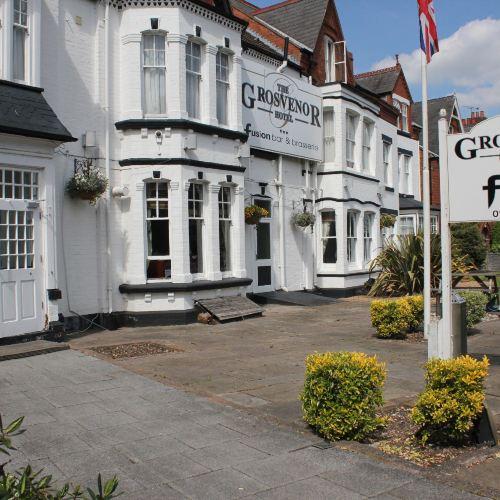 Grosvenor Hotel Rugby