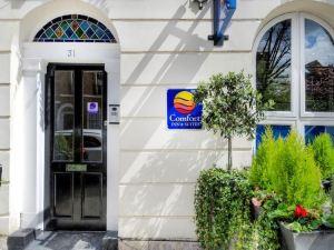 Comfort Inn & Suites 聖潘克拉斯國王十字街酒店(Comfort Inn & Suites Kings Cross St. Pancras)