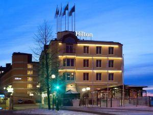 希爾頓斯魯森酒店(Hilton Stockholm Slussen hotel)