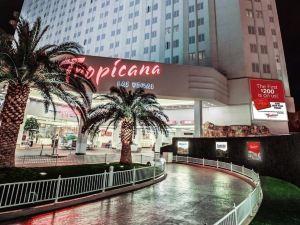 熱帶拉斯維加斯希爾頓逸林酒店(Tropicana Las Vegas a DoubleTree by Hilton Hotel and Resort)