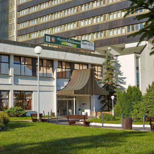 Ahorn Panorama Hotel Oberhof (ex. Treff)