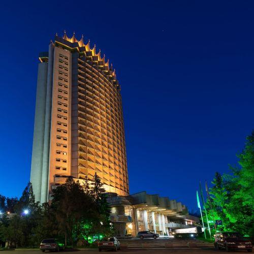 Kazakhstan Hotel Almaty