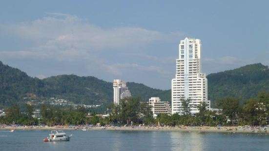 Patong Tower by United 21 Thailand