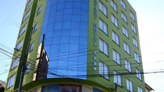 Almudena Apart Hotel