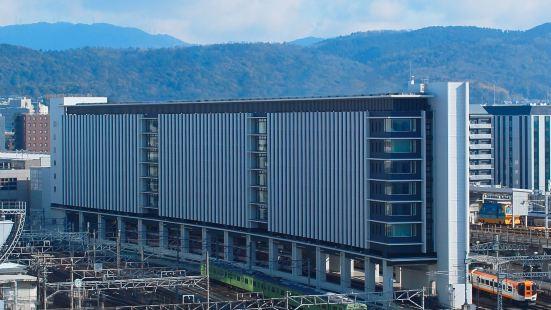 Miyako City Hotel Kintetsu Kyoto Station