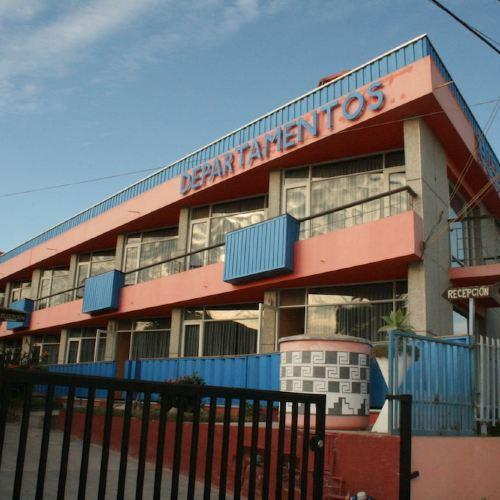 Departamentos Tambo