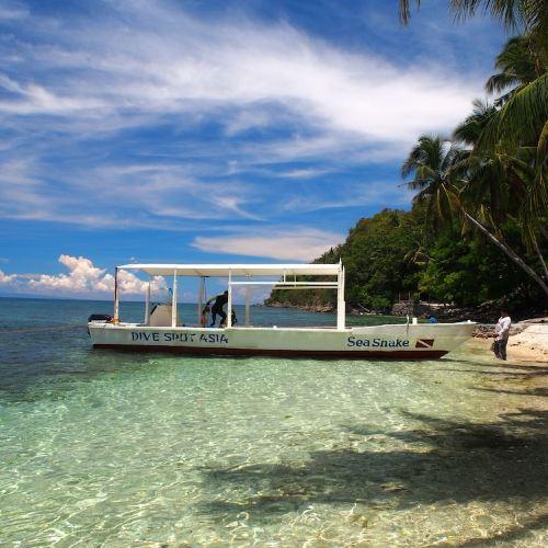 Dive Spot Asia Beach Resort