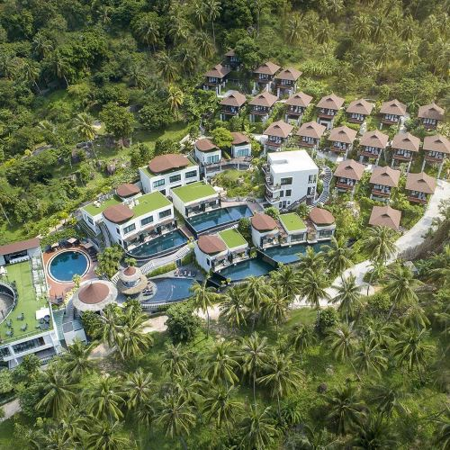 The Tarna Align Resort Koh Tao
