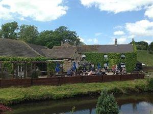 尼茨利老磨坊旅館(The Old Mill Knitsley)