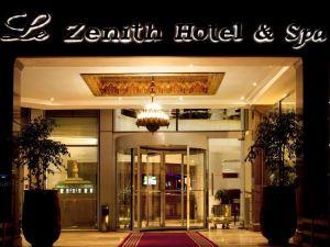 樂齊尼思水療酒店(Le Zenith Hotel and SPA)