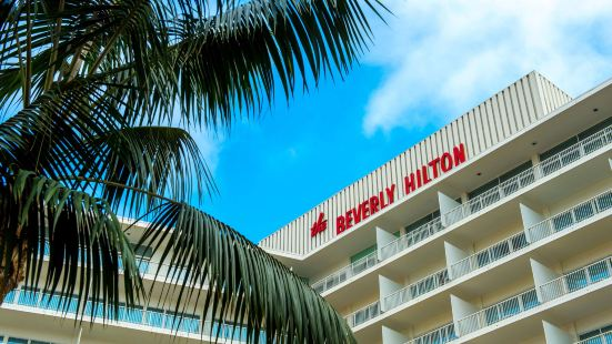 比佛利希爾頓酒店