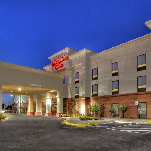 米德蘭希爾頓歡朋酒店