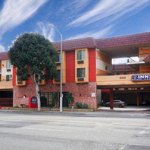 Hollywood Inn Express LAX