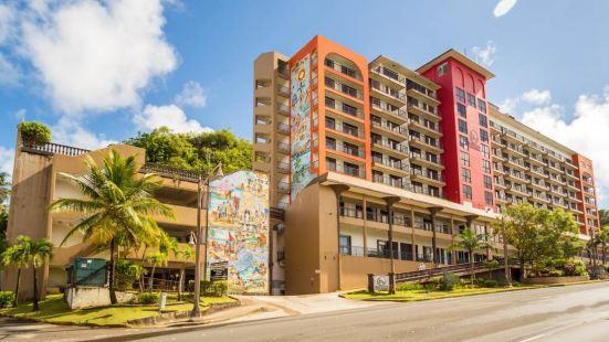 베이뷰 호텔 괌