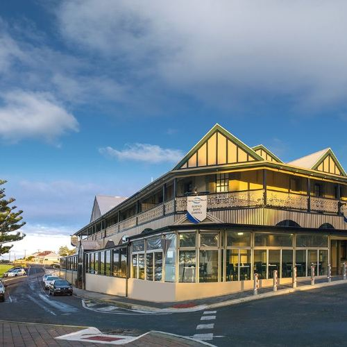 Aurora Ozone Hotel Kingscote