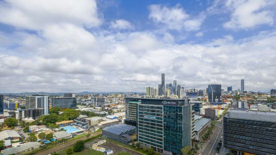 Homely Apartment at Fortitude Valley