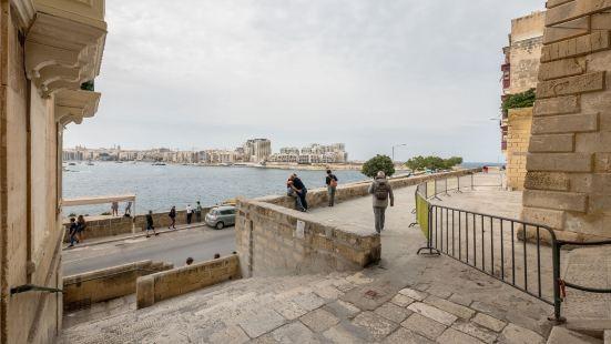 Valletta Holiday Old Theatre Lane