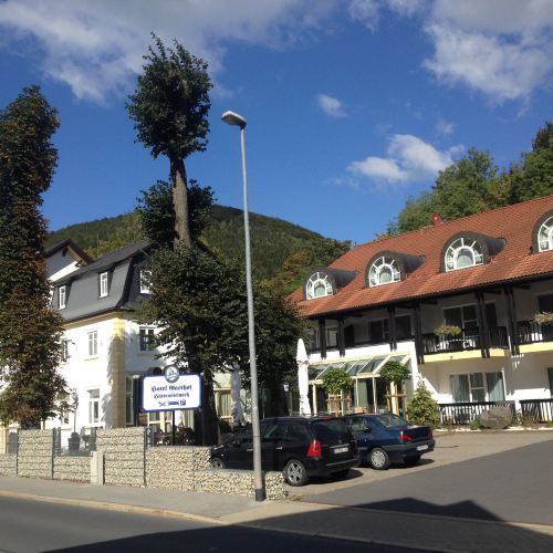 Hotel-Gasthof Hüttensteinach