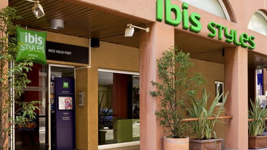 Ibis Styles Nice Vieux Port