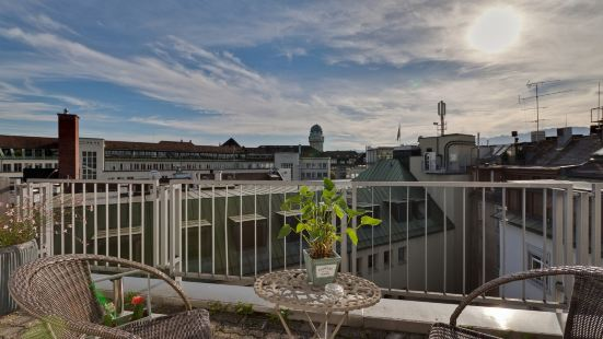 Townhouse Boutique Hotel Zurich