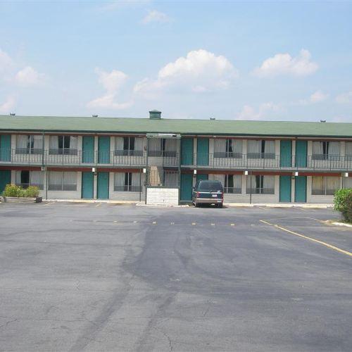 馬爾文經濟汽車旅館