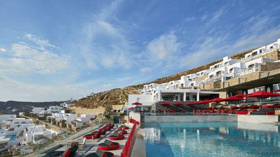 阿瓦頓米科諾斯度假村 - 設計酒店