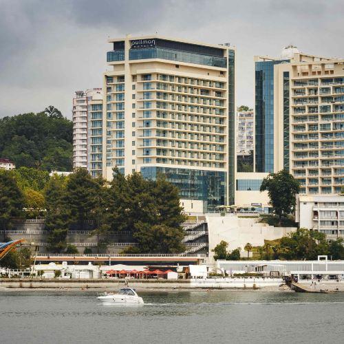 Pullman Sochi Centre Hotel