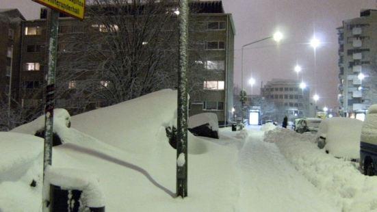 Helsinki Downtown Apartment