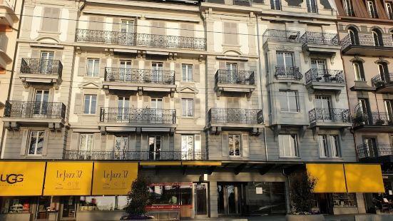 Montreux Grand Rue Apartments-247 Concierge SA