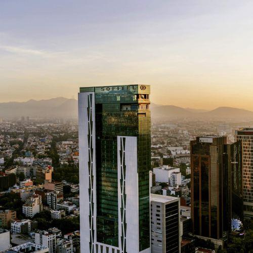 墨西哥城雷弗馬索菲特酒店