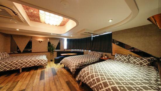 上野 TS 不忍池 2A 酒店