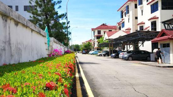 亚庇市区舒适的复式3房海滨公寓 No.2