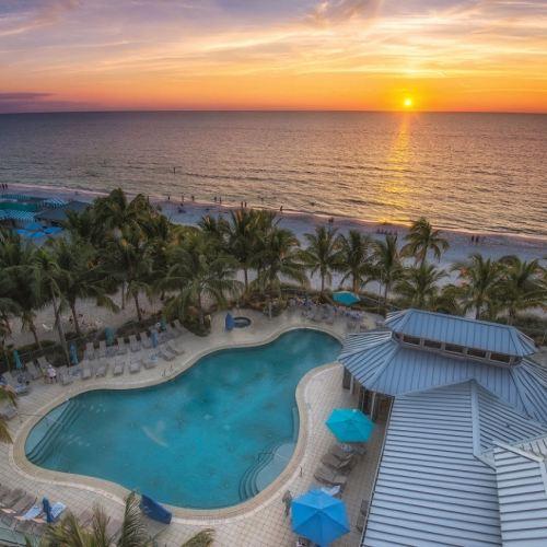 Naples Beach Hotel and Golf Club