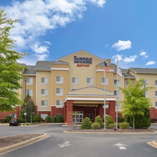 Fairfield Inn and Suites by Marriott Birmingham / Bessemer
