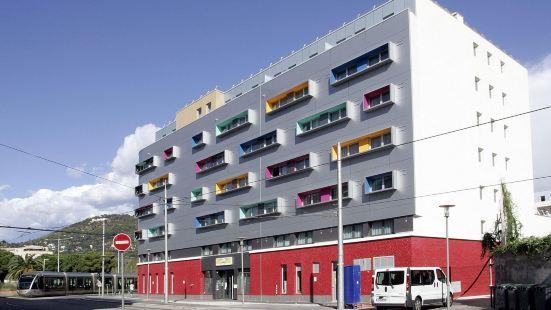 城市公寓尼斯阿克羅波利斯酒店