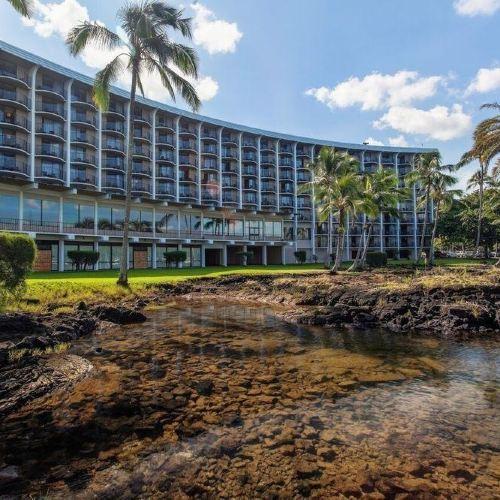 캐슬 힐로 하와이안 호텔