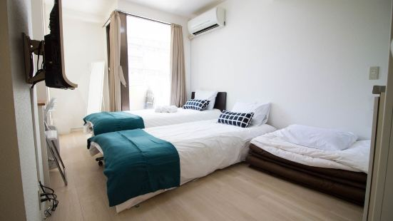Intercity Osaka Service Apartment