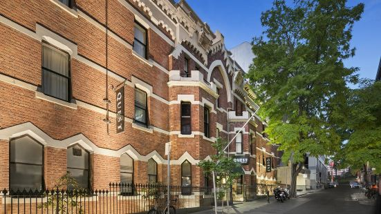 Coppin Apartments on Little Bourke