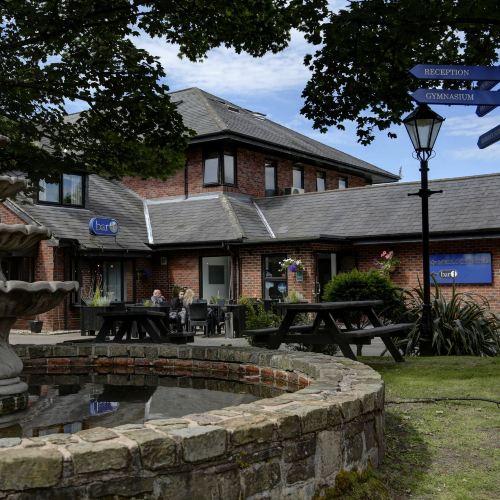 Best Western Manchester Oldham Smokies Park Hotel